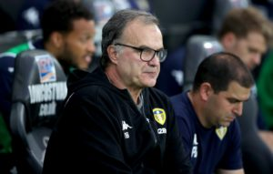 Leeds head coach Marcelo Bielsa insists it remains his priority to learn the English language.