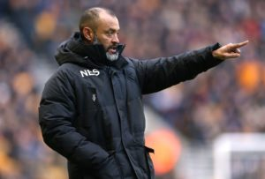 Boss Nuno Espirito Santo feels his Wolves side still need to make minor improvements after sealing their first Premier League win.