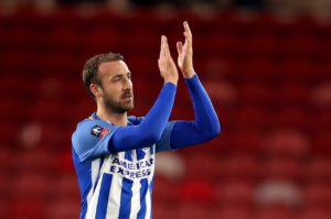 Brighton striker Glenn Murray says he is happy with how his side have started the new season but hopes they improve further.
