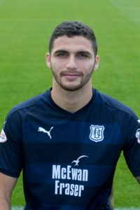Ryan Inniss has told his Dundee team-mates to look within themselves and find the fight that will rescue boss Neil McCann from the sack.