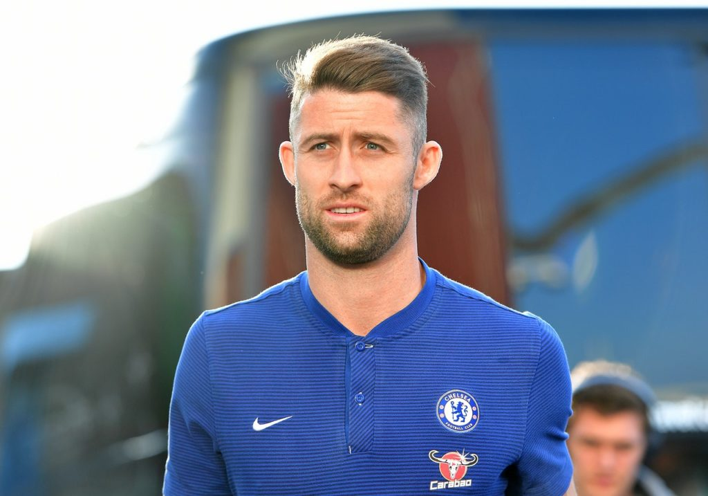 Chelsea defender Gary Cahill has reportedly told the club that he wants to leave in January if he continues to be overlooked.