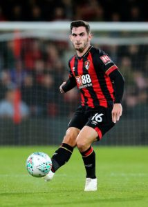 Bournemouth coach Eddie Howe insists Lewis Cook is unlucky not to have secured more firs-team football this season.