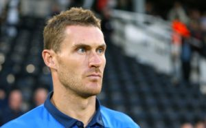 Exeter boss Matt Taylor slammed referee Sebastian Stockbridge after his side conceded a 97th-minute equaliser to draw at Port Vale.