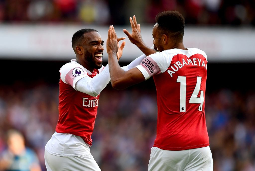 Unai Emery has no new injury concerns ahead of Arsenal's trip to Newcastle as he weighs up starting Alexandre Lacazette once more.