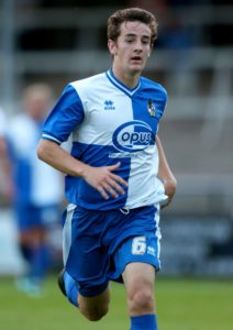 Gavin Reilly netted his first goal for Bristol Rovers to set them on course for a 3-1 League One victory over Coventry at the Memorial Stadium.