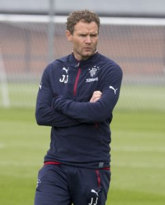 Jonatan Johansson hopes his new Morton side can rise to the occasion as he takes charge for the first time on Saturday.