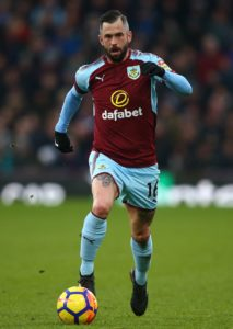 Burnley could welcome back Steven Defour to their starting XI for the first time in January, when the Clarets face Burton Albion.