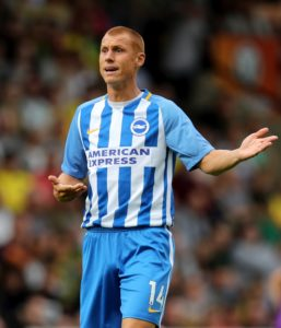 Former Brighton midfielder Steve Sidwell insists Chris Hughton needs to be praised for the faith he has shown in his players.