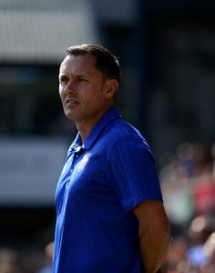 Ipswich manager Paul Hurst was frustrated not to have picked up his first win of the season after their 0-0 draw with 10-man Bolton at Portman Road.