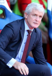 Southampton boss Mark Hughes believes his side can head to Anfield confident of causing Premier League high-flyers Liverpool problems.