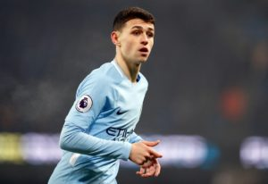 Pep Guardiola has backed Phil Foden to make the step up to the England set-up, despite not featuring for Manchester City.