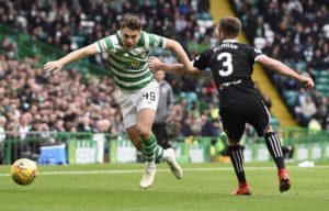 James Forrest wants Celtic to get back to winning ways in the Ladbrokes Premiership following their dramatic last-gasp Europa League victory over Rosenborg.