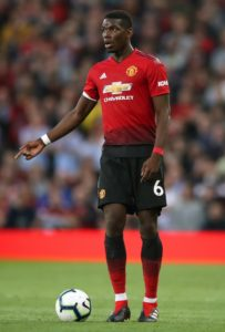 Barcelona target Paul Pogba has refused to confirm if he will remain at Manchester United.
