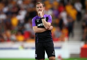 Stoke have no fresh injury concerns ahead of Tuesday's Championship clash with Swansea at the bet365 Stadium.