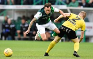 St Johnstone boss Tommy Wright admitted the opportunity to sign Danny Swanson again was 'too good to turn down'.