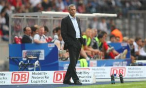 Coach Lucien Favre concedes there is much work to do after his Borussia Dortmund side drew 0-0 with Hannover on Friday.