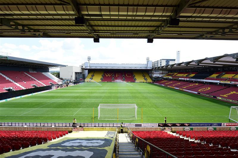 Watford will look to end their dismal record against Manchester United when they welcome the Red Devils to Vicarage Road.