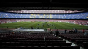 Barcelona, Girona and La Liga are looking for permission from the Spanish Football Federation to stage a regular game in the US.