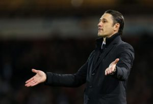 Niko Kovac is refusing to panic despite seeing his Bayern Munich side lose for the first time this season at Hertha Berlin on Friday.