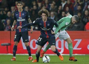 Etihad officials have been told Paris Saint-Germain midfielder Adrien Rabiot is open to making a return to the club next summer.