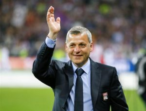 Lyon club president Jean Michel Aulas says hit team's result versus Marseille on Sunday is more important than the Champions League.