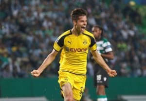 Borussia Dortmund have reportedly told Manchester City they will have to splash out £68million to land Julian Weigl in January.