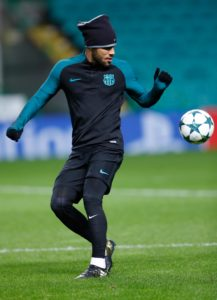Head coach Ernesto Valverde insists Rafinha still has a future at Barcelona after failing to secure a summer exit.