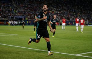 Real Madrid midfielder Isco says he is happy to play whenever required after being left out of the starting XI.