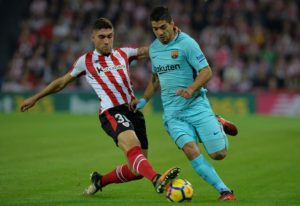 Barcelona forward Luis Suarez feels the use of VAR makes games 'fairer' but means there is a loss of momentum among the players.