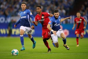 Daniel Caligiuri says Schalke need to cut out the mistakes that have blighted their performances so far this season.