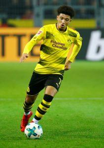 Borussia Dortmund director Michael Zorc has praised both Jadon Sancho and Paco Alcacer for their display against Eintracht Frankfurt.