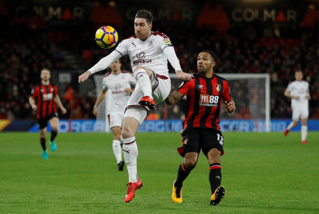 Burnley left-back Stephen Ward has recovered from a foot injury in time for his side's clash with Wolves this weekend.