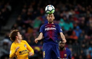 Sergio Busquets is reportedly poised to sign an improved contract with Barcelona soon.