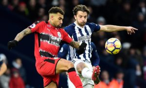 Midfielder Danny Williams says Huddersfield's home form will be crucial to their hopes of avoiding the drop.