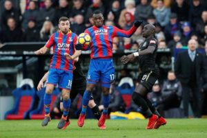 Crystal Palace striker Christian Benteke's future at the club appears in doubt as they look set to move for a new frontman.