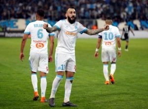 Marseille are waiting to learn the extent of striker Kostas Mitroglou's injury after he was forced off playing for Greece on Saturday.