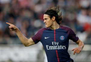 Edinson Cavani has defended the standard of Ligue 1 football following Paris Saint-Germain's defeat to Liverpool in the Champions League.