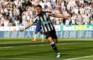 Newcastle forward Ayoze Perez believes a win at Crystal Palace on Saturday could kick start his side's season.