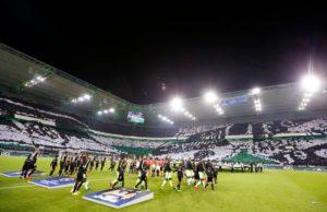 German youth international midfielder Florian Neuhaus hopes to establish himself as a Borussia Monchengladbach regular this season.