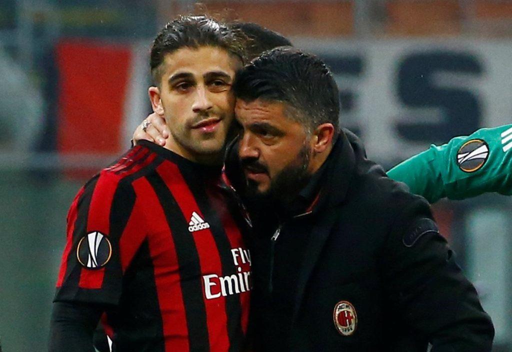 AC Milan defender Ricardo Rodriguez says Paris Saint-Germain were interested in signing him this summer.