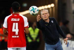 New Borussia Dortmund man Abdou Diallo admits boss Lucien Favre convinced him to sign for the club.