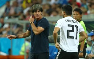 Joachim Low says he will look to integrate younger players into his Germany squad but won't be making major changes.