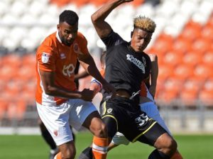 Bristol City look set to enter the race to sign highly-rated Blackpool centre-back Curtis Tilt in the January transfer window.