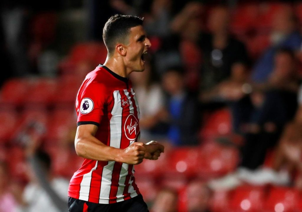 Image result for mohamed elyounoussi southampton