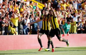 Fulham boss Slavisa Jokanovic believes Watford striker Troy Deeney 'deserves' to be given a chance with England.