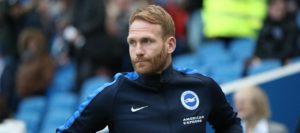 Brighton Under-23 coach Simon Rusk has praised his squad despite falling to a 2-1 defeat in the Checkatrade Trophy.