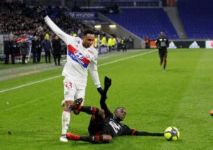 Kenny Tete says he will do all he can in training to prove to Lyon boss Bruno Genesio that he is worthy of a first-team recall.