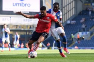 Nottingham Forest defender Saidy Janko has admitted he would be open to staying at the club after this season.