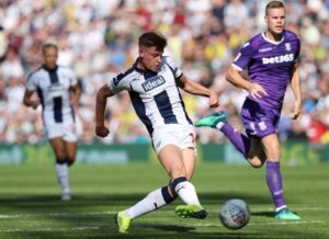 West Brom boss Darren Moore says the club will do all they can to help Harvey Barnes continue to develop while on loan from Leicester.