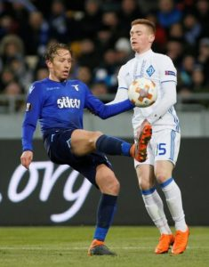 Lucas Leiva is expected to be offered a new deal to extend his stay at Lazio, reports in Italy say.